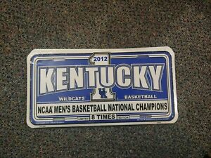 Uk University Of Kentucky Wildcats Limited Edition License