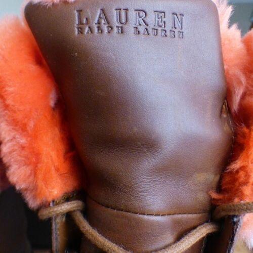 6b Hiver Femmes Neige Bottes Taille Ralph Lauren twYqx6Bg