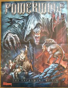 Powerwolf-At-The-Gates-1-Poster-45-x-58-cm