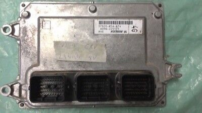 2012-2014 Honda CRV CR-V ecm ecu computer 37820-R5A-A56