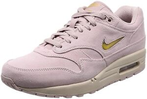 super popular 2c9aa 1724c Image is loading Nike-Air-Max-1-Premium-SC-Particle-Rose-