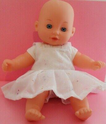 """12"""" Abito Pinny Bambole Vestiti Fatti A Mano Fit 30cm Bambola-mostra Il Titolo Originale"""