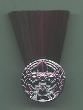 SCOUTS OF CHINA (TAIWAN) District Scout Master / Leader (DSM / DSL) Metal Plume