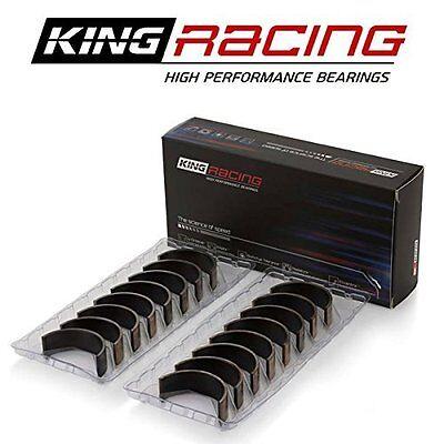 King CR4033XP Rod Bearings H22 H22A4 H22A F20 F20C F22C 48mm AP1 AP2 BB6 STD