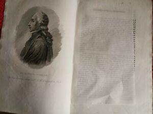 stampa-1800-incisione-ritratto-GIANBATTISTA-BORSIERIDI-CIVEZZIANO-CON-BIOGRAFIA