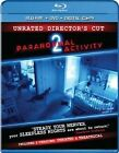 Paranormal Activity 2 Director S Cut 0097361166445 Blu Ray Region a