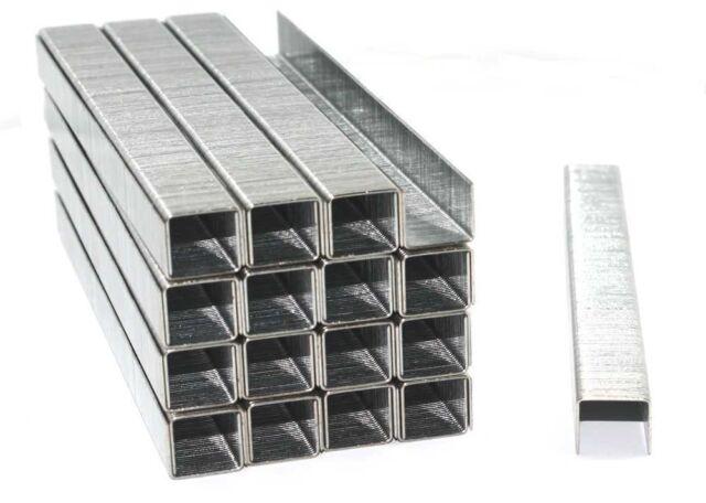 Heftklammern Tacker Klammern Heftklammer 8 mm 1000 tlg