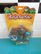 174174 Figurine Tortues TMNT teenage mutant NINJA ACTION turtles donatello 2004