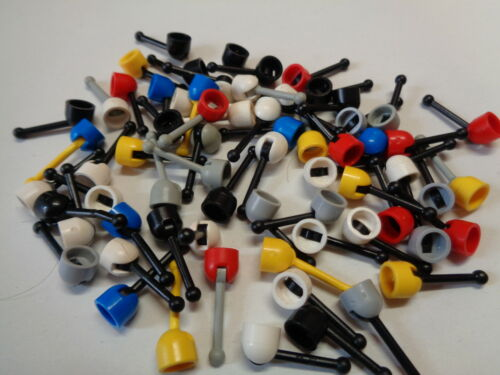 choose color LEGO Antennes Manettes Stick Lever Mini Antennas 4592 4593