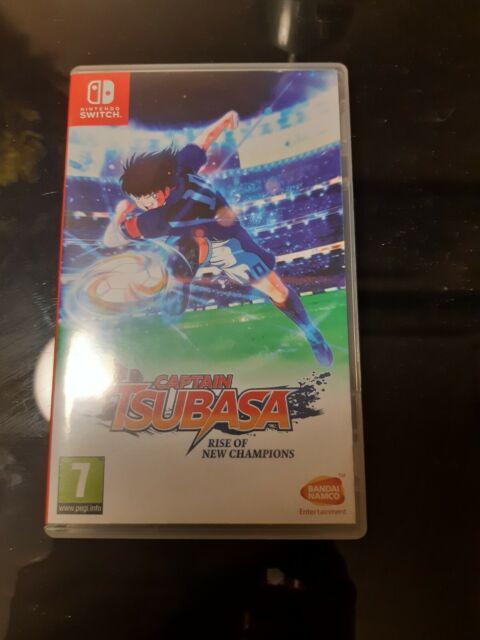 Captain Tsubasa: Rise of New Champions (Nintendo Switch, 2020)