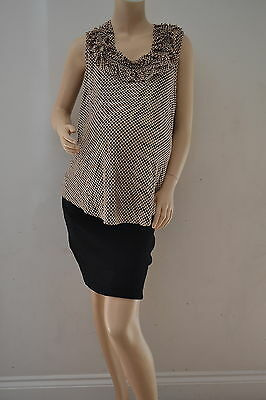 Sizes 10,12 /& 14 Best dressed bump New Look Grey Maternity T shirt//top BNWT