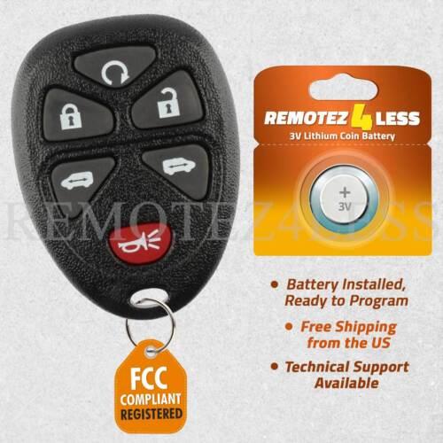 Keyless Entry Remote for 2006 2007 2008 2009 2010 2011 Chevrolet HHR Car Key Fob