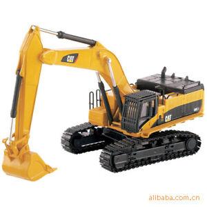 CAT-Metal-1-64th-Track-Hydraulic-Excavator-Vehicles-Truck-Model-Toy-385C-55203-L