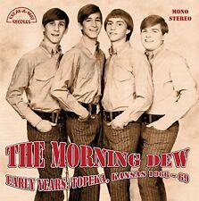 MORNING DEW: Early years: Topeka Kansas 1966-69 Break-a-Way Records LP BREAK 020