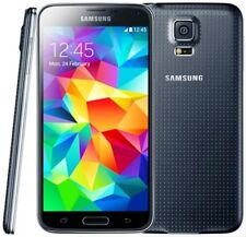"Samsung Galaxy S5-G900V - (Verizon) ""Unlocked) Black 16GB Android.*BURN READ*"