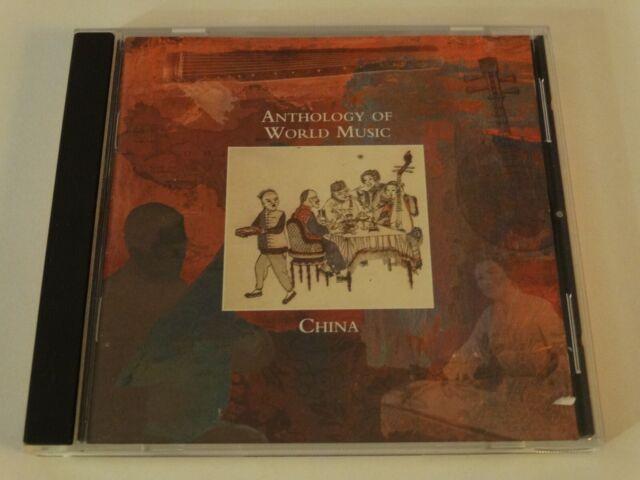 CD Anthology Of World Music - China (1998) Top Zustand