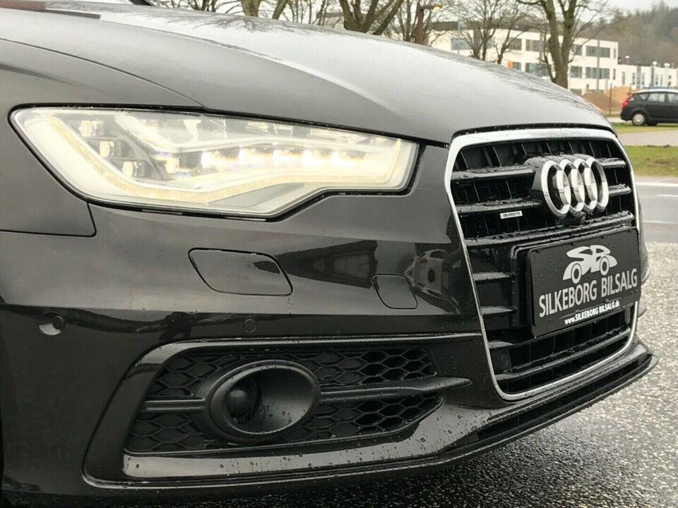 Audi A6 3,0 TFSi 300 Avant quattro S-tr. Benzin 4x4 4x4 aut.