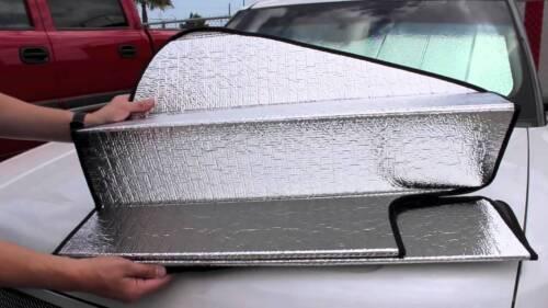 Reflector FOLDING Sun Shade W//Bag Mitsubishi Outlander 2014-2019 Screen MB-44-R