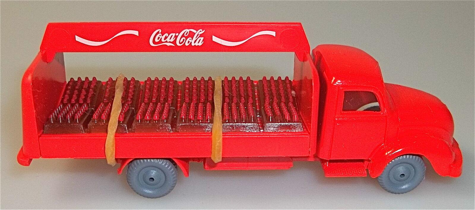 Coca - cola transportador de bebidas r r magirus cami ó n gap ó rotondeado imu nach å