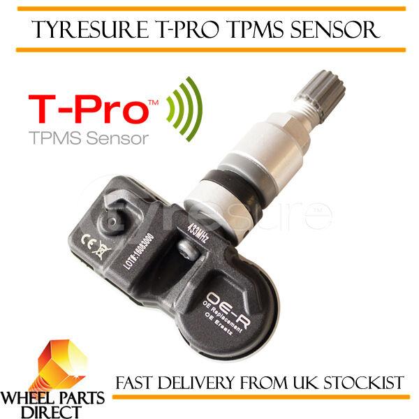 TPMS Sensor 1 Repuesto de Equipo Original Válvula Del Neumático