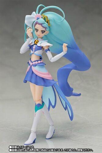 S.H Princess PRECURE Cura Sirena Action Figure BANDAI Nuovo F//S Figuarts GO