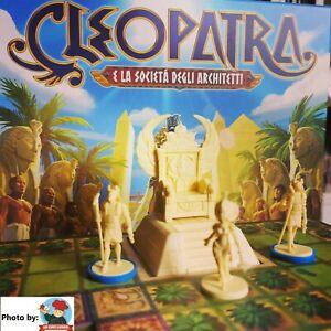 Cleopatra-e-La-Societa-degli-Architetti-Deluxe-Edition-Gioco-da-Tavolo-ITALIANO