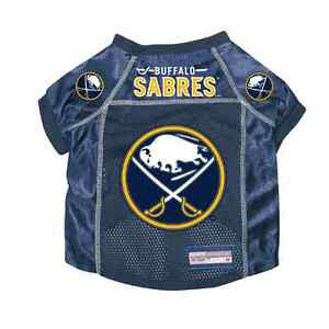 NEW-BUFFALO-SABRES-PET-DOG-PREMIUM-JERSEY-w-NAME-TAG-ALL-SIZES-LICENSED