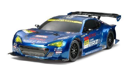 Tamiya 58543 1 10  RC auto TT01-E Subaru BRZ squadra R&D Sport Super GT Version w ESC  prezzi bassi di tutti i giorni
