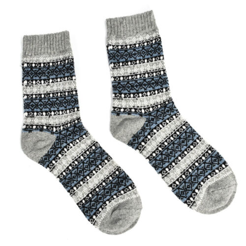 1Pair Men/'s Socks New 100/% Wool Cashmere/&Comfortable/&Warm Winter Thick Cost TR