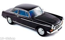 NOREV 184778 Peugeot 404 Coupé Noir 1967 1/18