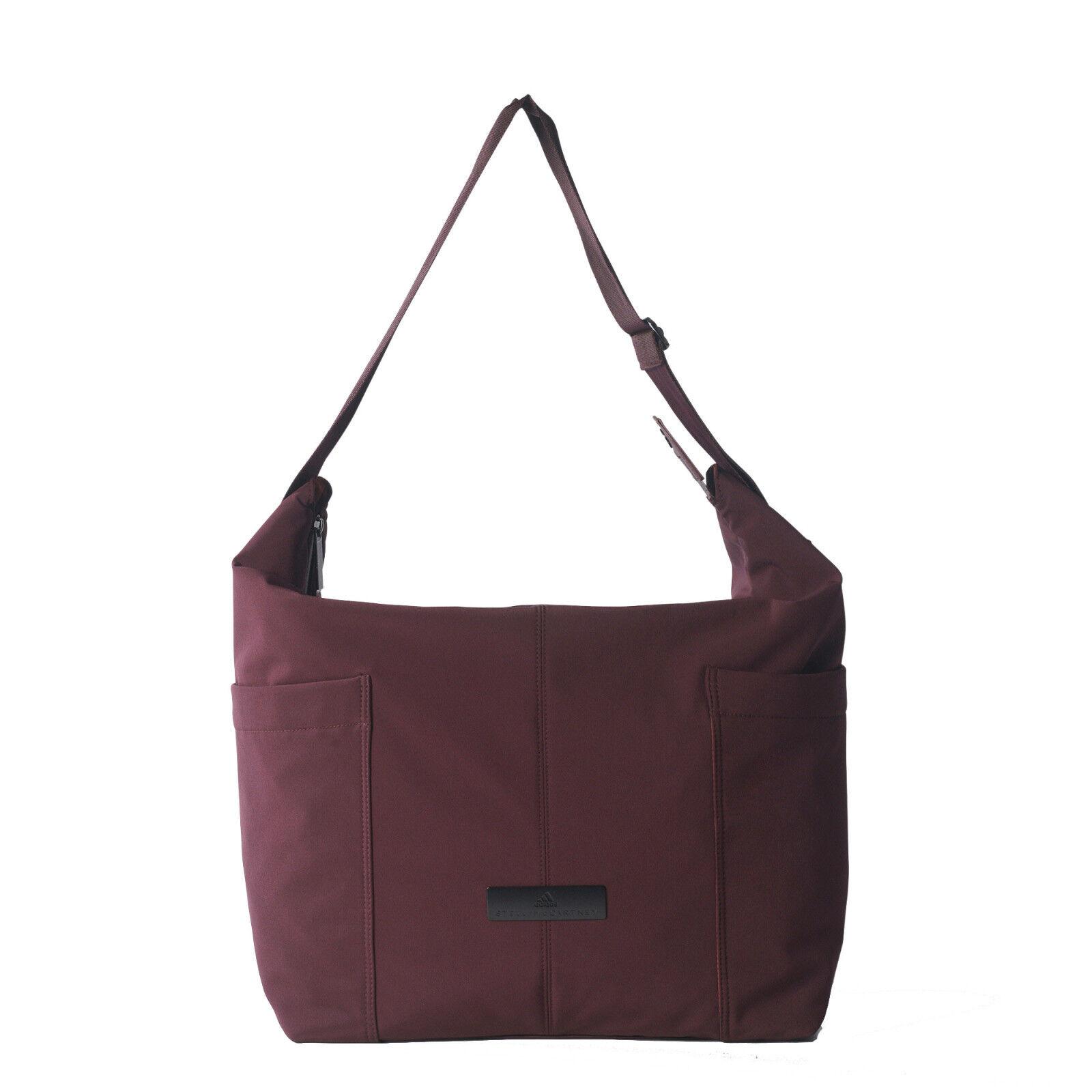 Adidas Womens Stella McCartney Gym  Bag Shoulder Holdall Yoga Pilates Sports Bag  outlet online