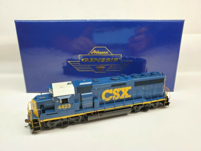 Brand New Athearn Genesis GP40-2 CSX #4422 DCC Ready NO Sound ATHG64580