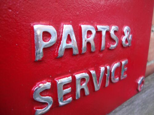 MG sign Garage MGB MIDGET Magnette Sign heavy cast aluminium discontinued VAC141