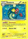 Eelektrik 40/101 B&W Noble Victories Uncommon PERFECT MINT! Pokemon