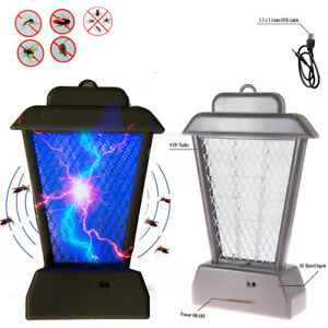 New-Insect-Controller-Mosquito-Bug-Zapper-UV-Light-Fly-Pest-Bug-Trap-Lamp-Killer
