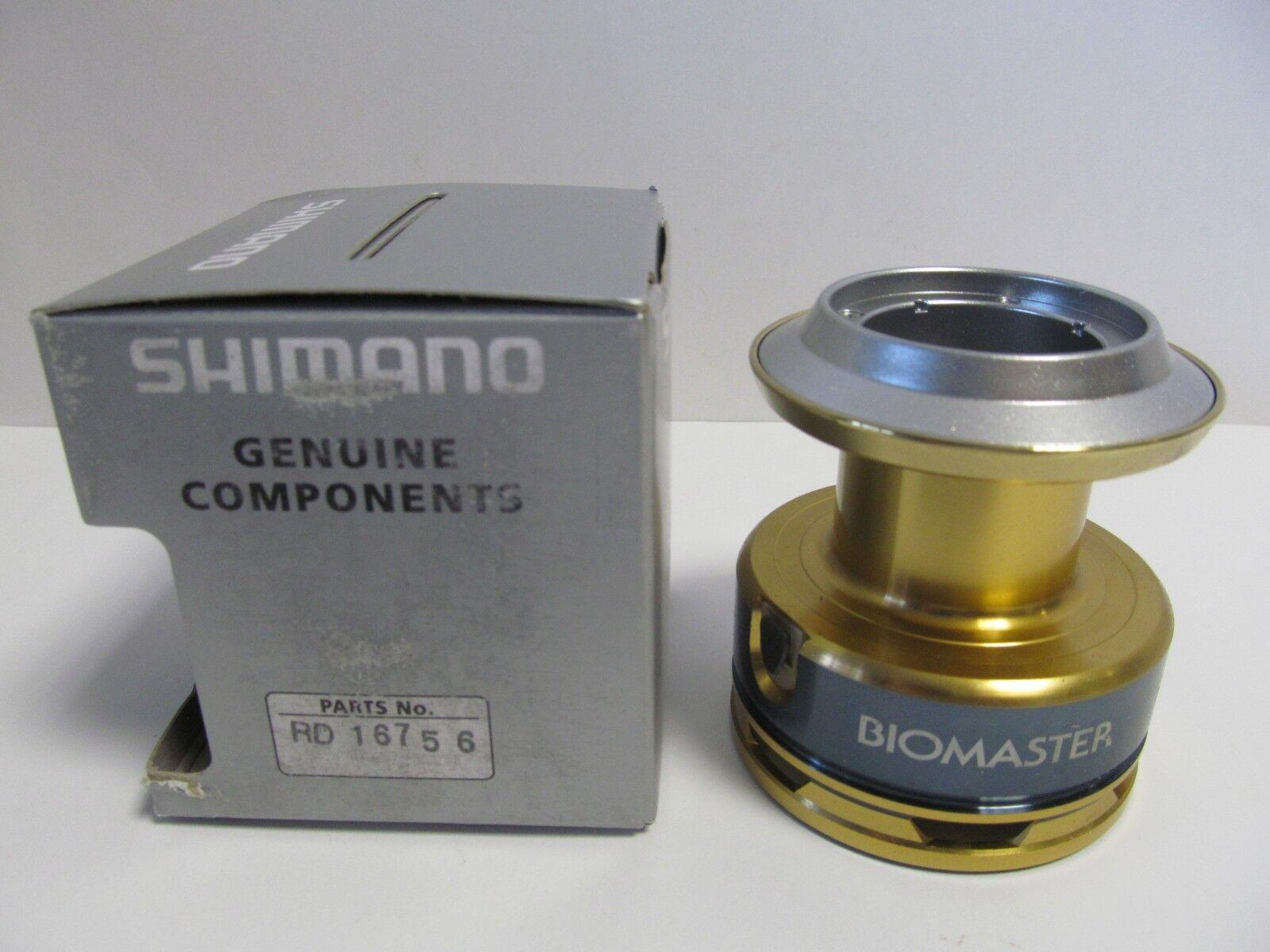 Carrete de repuesto Shimano Biomaster 8000 SWA PG