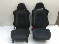 MITSUBISHI LANCER EVOLUTION 7 8 9  CT9A  FRONT RECARO SEATS SEAT