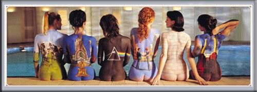 Pink Floyd Back Catalogue Musik-Poster Türposter Druck