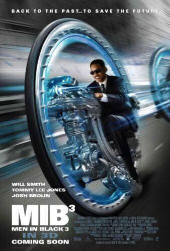 Men in Black 3 2012 Movie Poster Print A0-A1-A2-A3-A4-A5-A6-MAXI 896