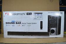 Nakamichi NK6 300 Watt Bluetooth Soundbar w/ Wired Subwoofer