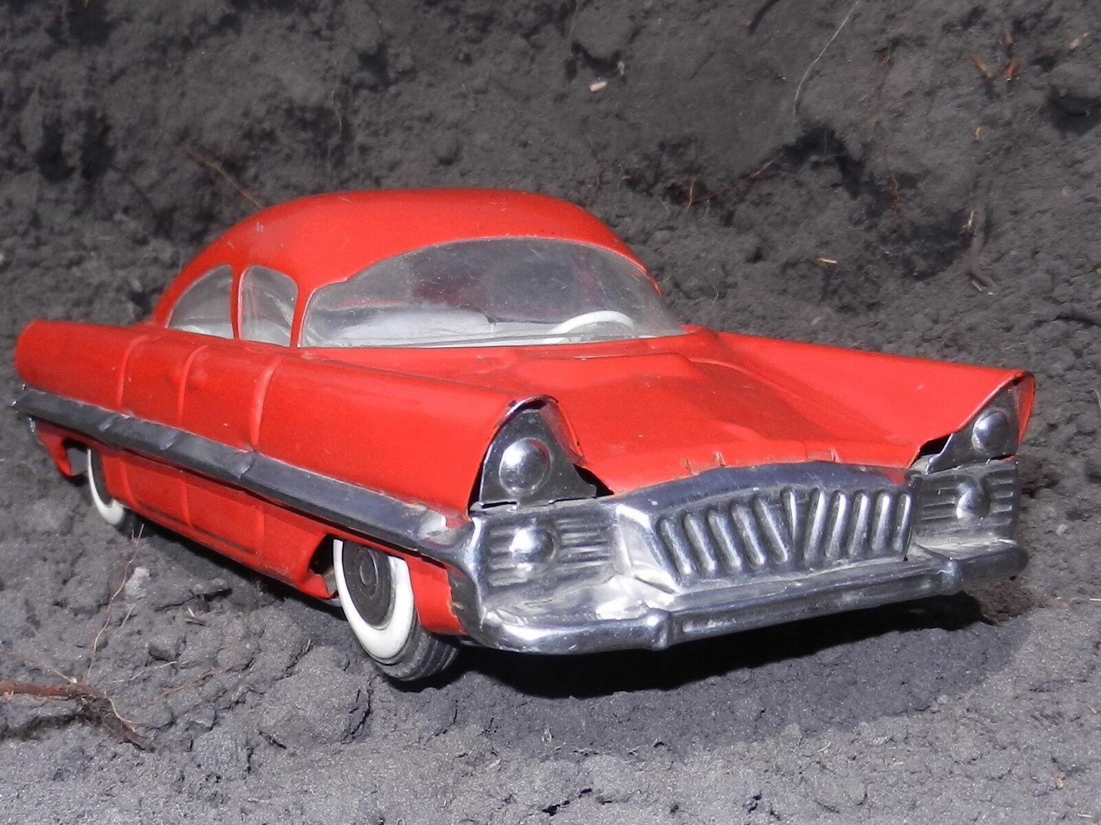Juguete Antiguo Soviético Urss Rusos De Colección Metal Grande Coche Raro Cadillac Eldorado 1960s