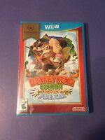 Donkey Kong Country Tropical Freeze *Nintendo Selects* (Wii U) NEW