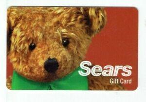 Sears-Gift-Card-Teddy-Bear-Christmas-Older-2005-No-Value-I-Combine