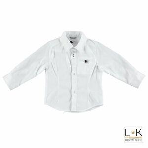 Camicia-Tinta-Unita-Bambino-Sarbanda-S113