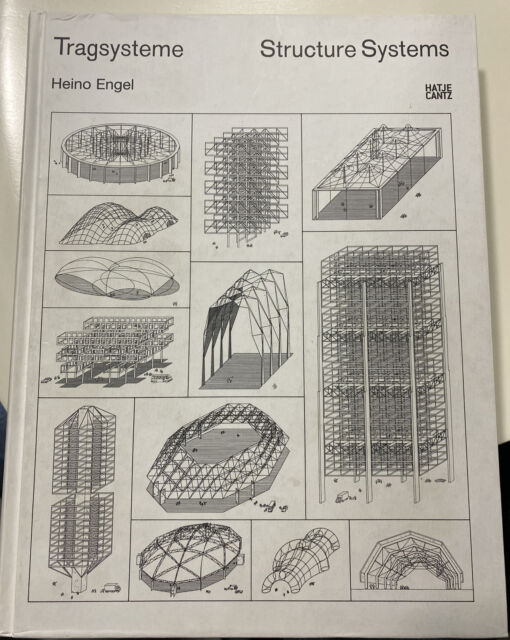 Structure Systems, Heino Engel Hardcover