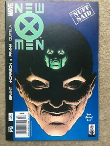 New X-Men #121  Marvel Comic Book