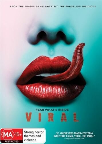 1 of 1 - Viral (DVD, 2016) NEW