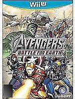 1 of 1 - Marvel Avengers: Battle for Earth (Nintendo Wii U, 2013)