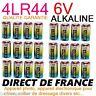24 Piles Alcaline 4LR44 6V Eunicell 4A76 Collier Chien Appareil Electronique ...