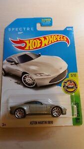 Hot Wheels Aston Martin DB10 James Bond 007 Spectre HW Excotics Card